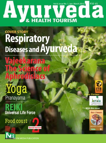 Respiratory Diseases and Ayurveda by Ayurveda & Health Tourism - issuu
