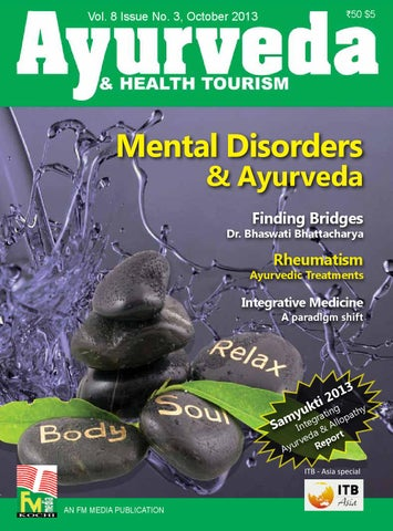 Mental Disorders and Ayurveda by Ayurveda & Health Tourism - issuu
