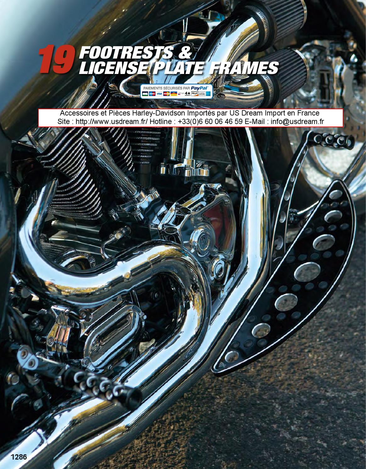 Accessoire Harley Davidson Piece Moto Custom Marche Pied Us Import 2014 Xl1200v Wiring Diagram By Pieces Chrome Et Accessoires Des Usa Issuu