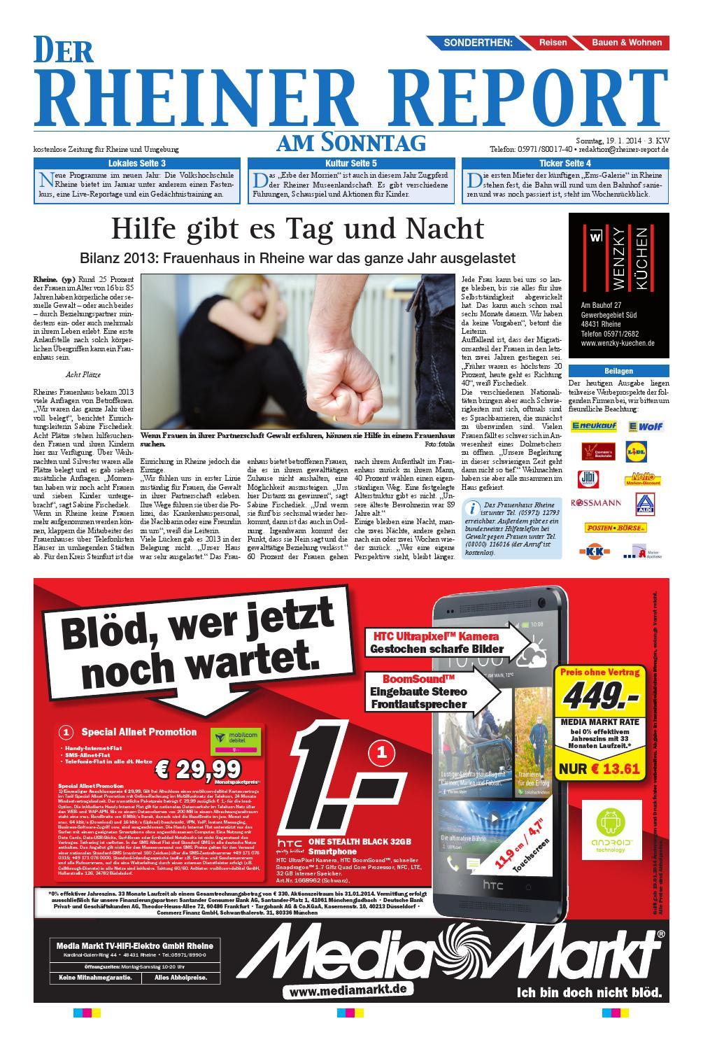 KW03- 2014 by Rheiner Report GmbH - issuu