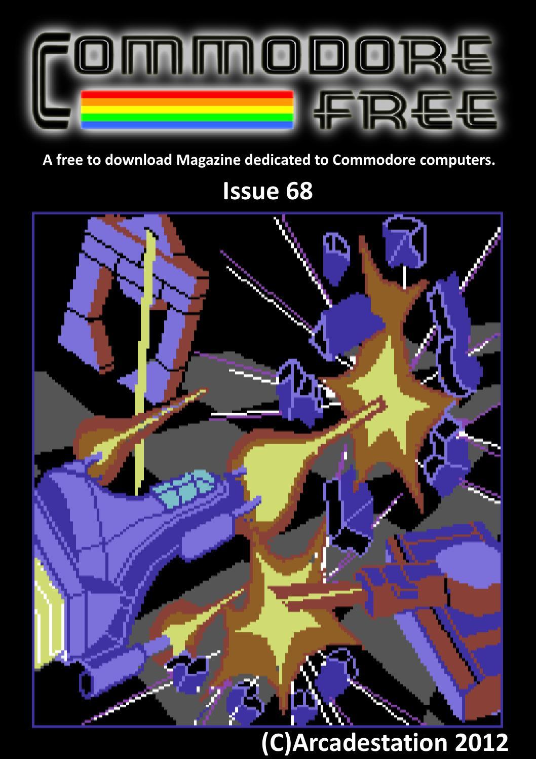 COMMODORE FREE Issue 68 by Commodore Free Magazine - issuu