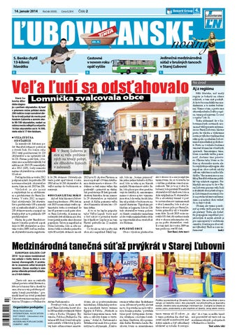 Ľubovnianske noviny č. 2 by Vladimir Zima - issuu edcc2d55bb0
