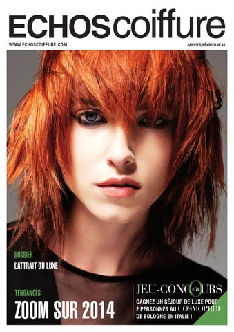 Echos Coiffure France N48 By Eurobest Products