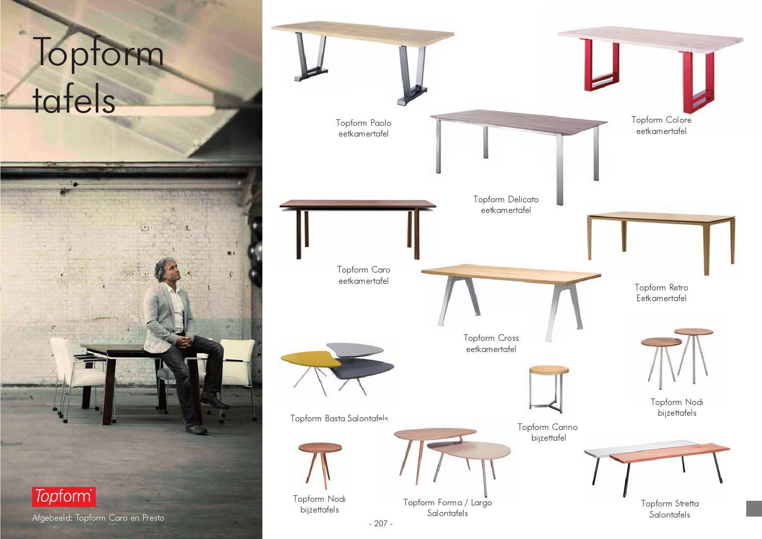 Eetkamer Tafel Largo.Collectieboek 2014 Van Til Interieur By Van Til Interieur Issuu