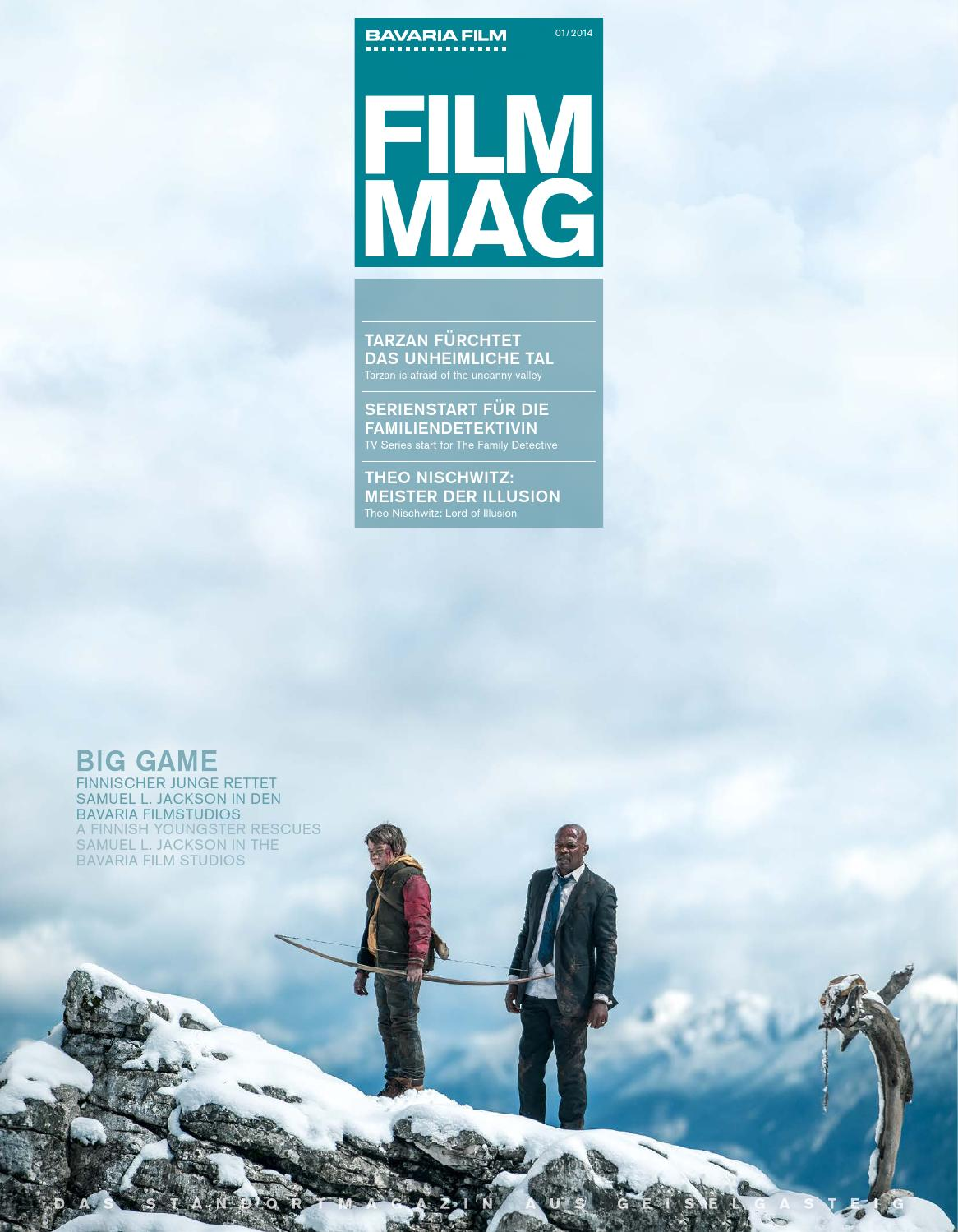 Bavaria Film FilmMag 01/2014 by filmmag - issuu