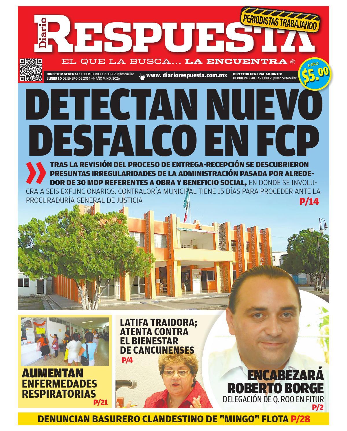 Respuesta by Diario Respuesta - issuu