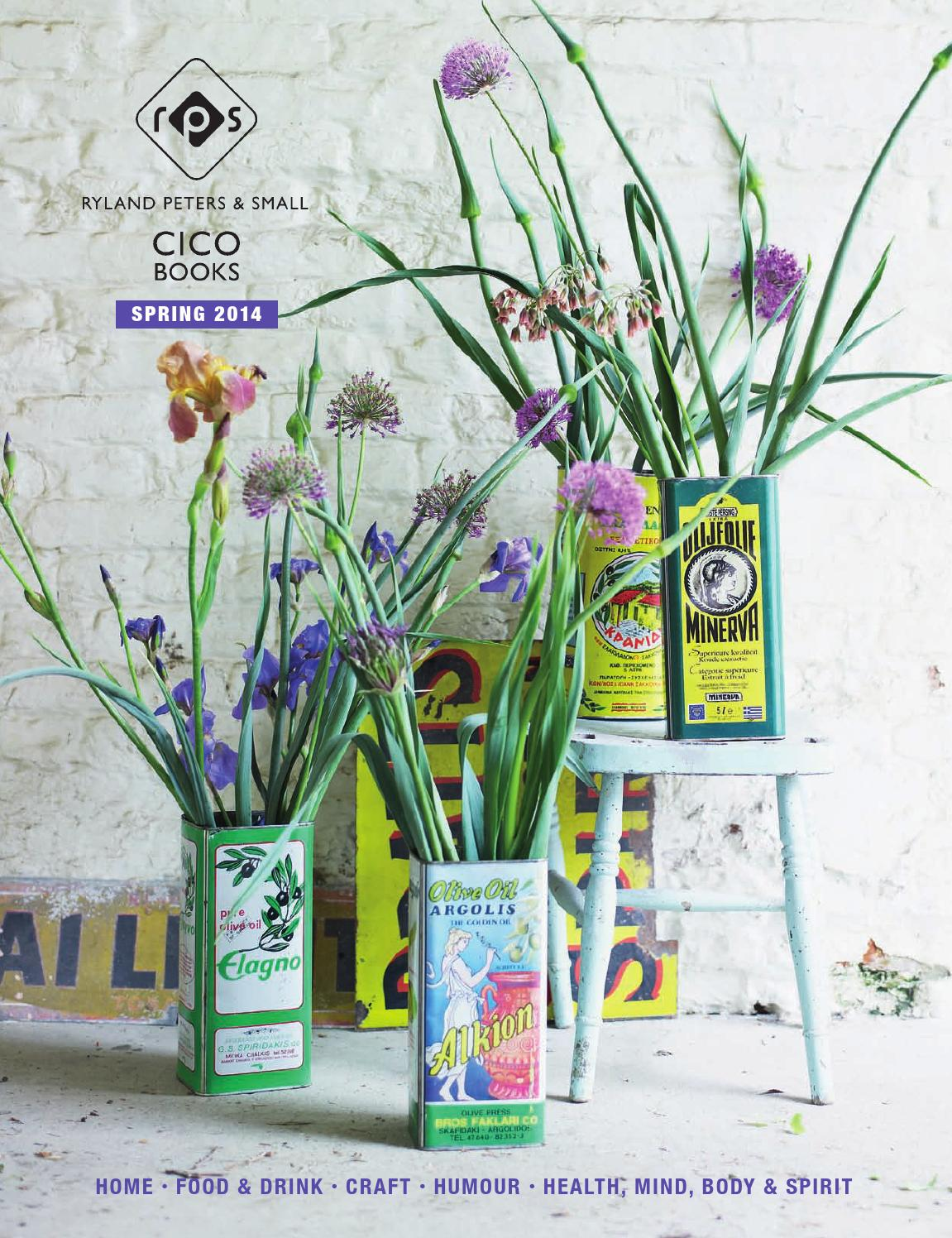 8f3af8fcff67d Spring 2014 UK Catalogue by Ryland Peters & Small and CICO Books - issuu