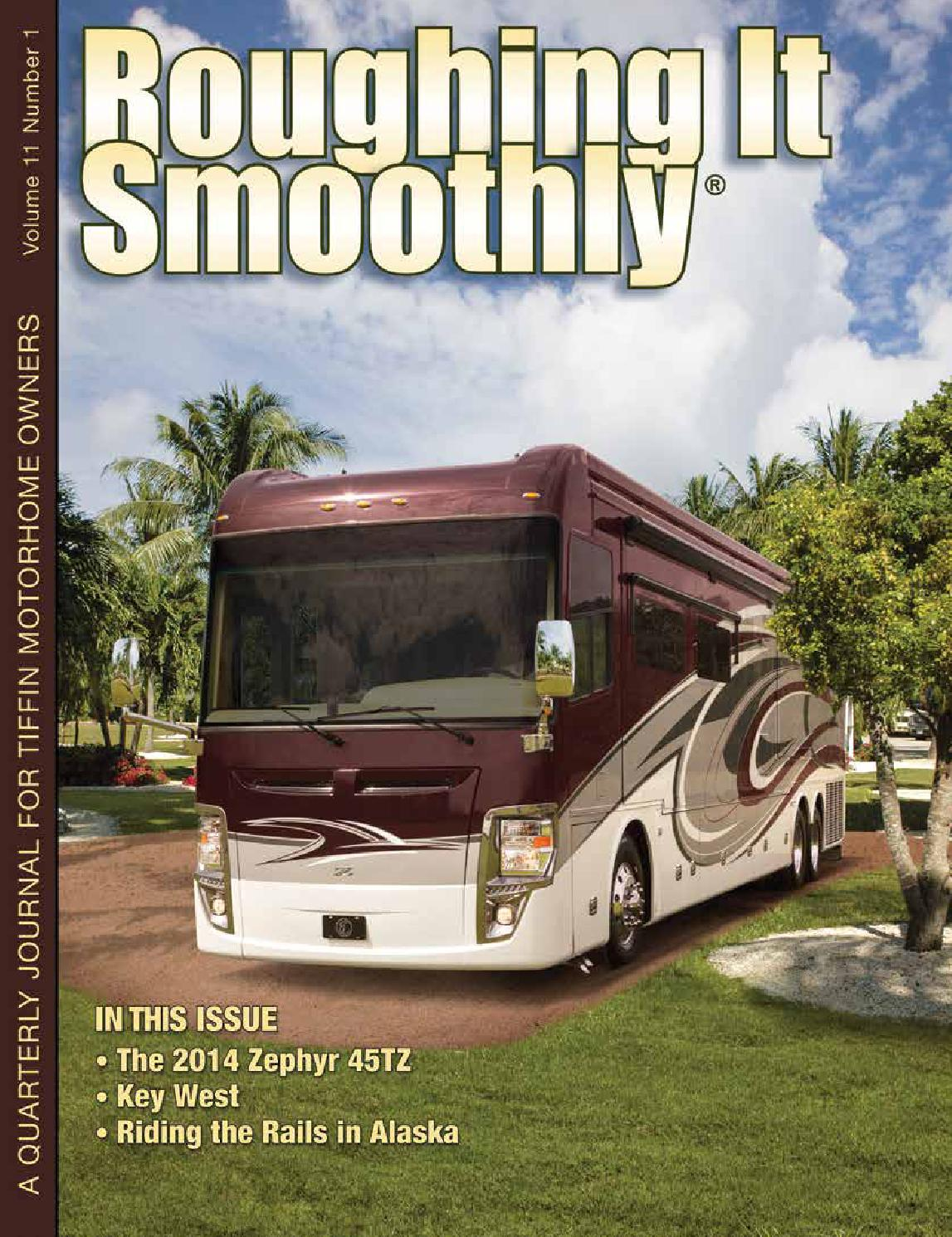page_1 roughing it smoothly v 11 2 by tiffin motorhomes issuu