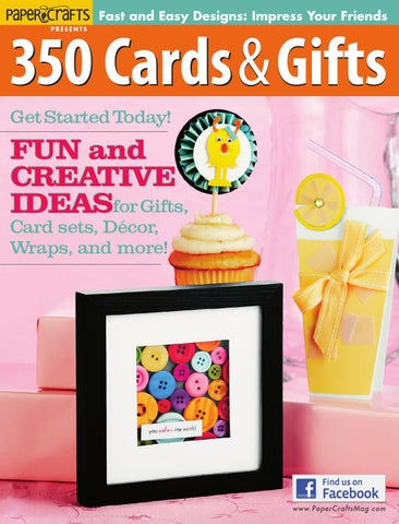 Paper Crafts 350 Cards Gifts Vol 1 By Paper Crafts