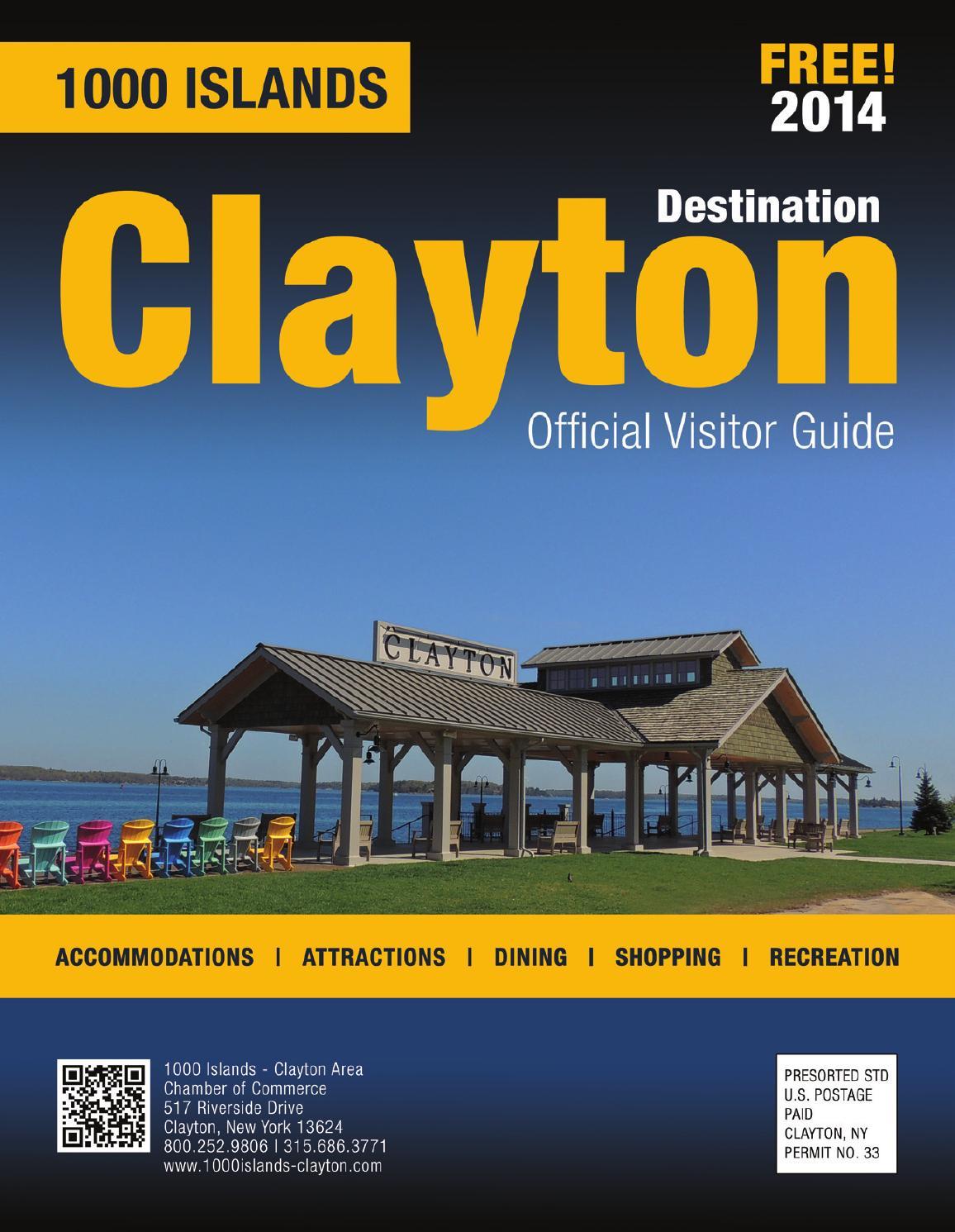 Islands Clayton Ny Bridge