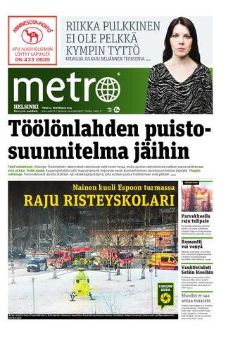 20140121 fi helsinki by metro finland - issuu 82e2ece753