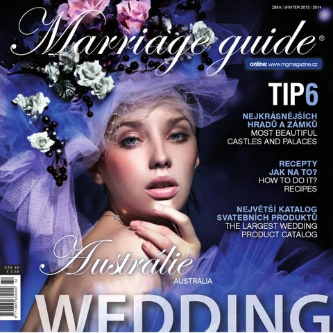 Marriage guide winter 2013   2014 by Kollman Partners s.r.o. - issuu 3b31561d07