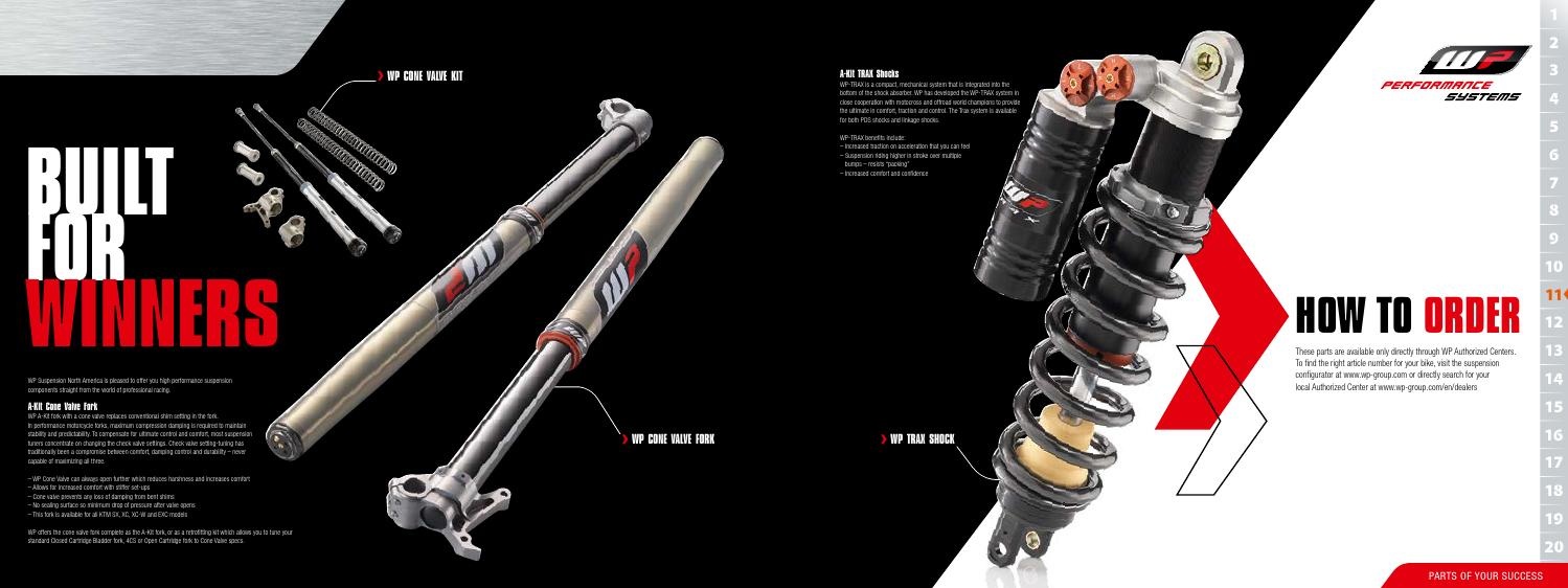 KTM USA PowerParts Offroad Catalog MY 2014 by KTM GROUP - issuu