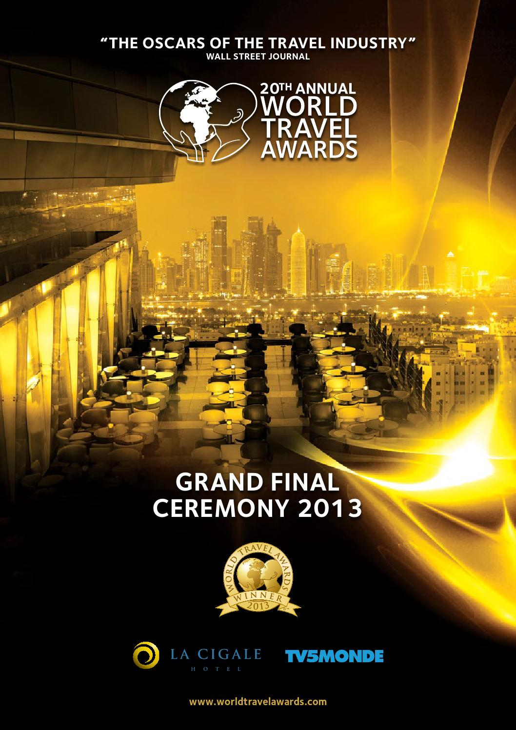 Personalised service at the villa club of kempinski hotel haitang bay - World Travel Awards Grand Final Gala Ceremony 2013 By World Travel Awards Issuu