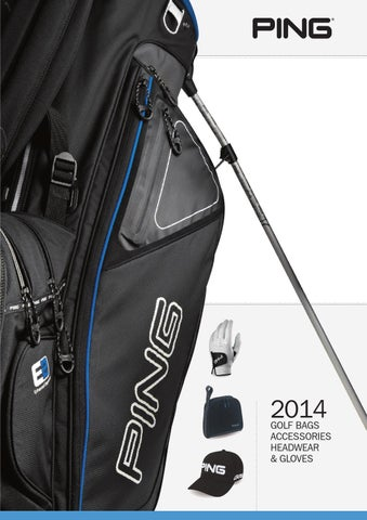 6772ee05c5 2014 bags and headwear by Ping Europe Ltd - issuu