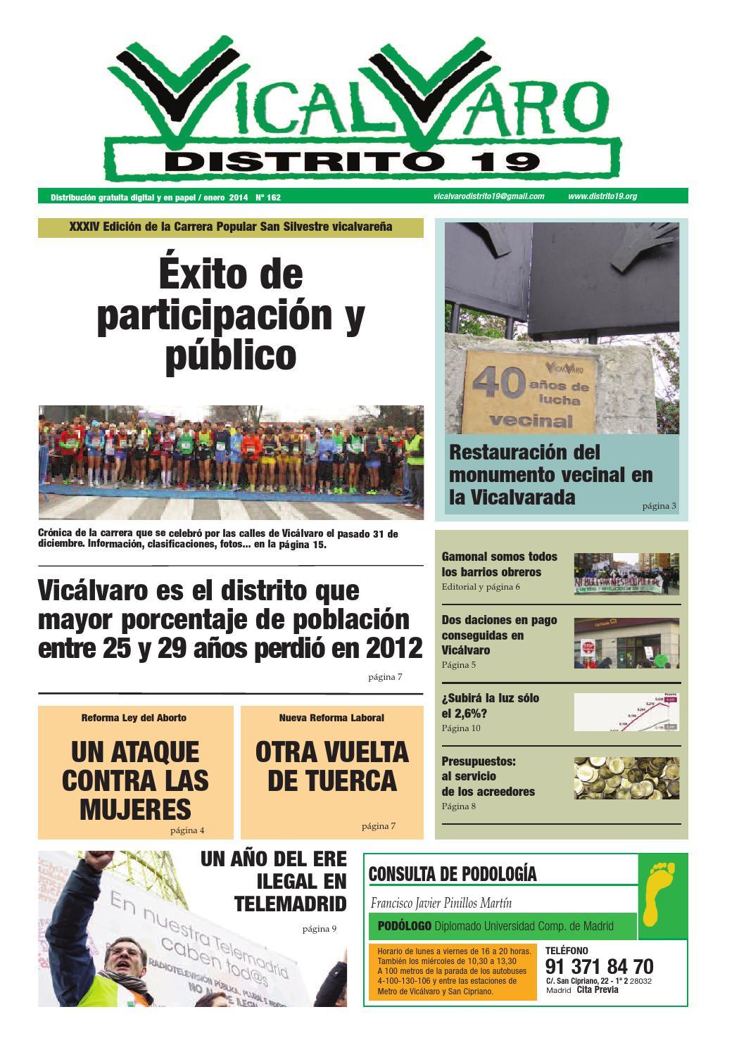Distrito 19 162