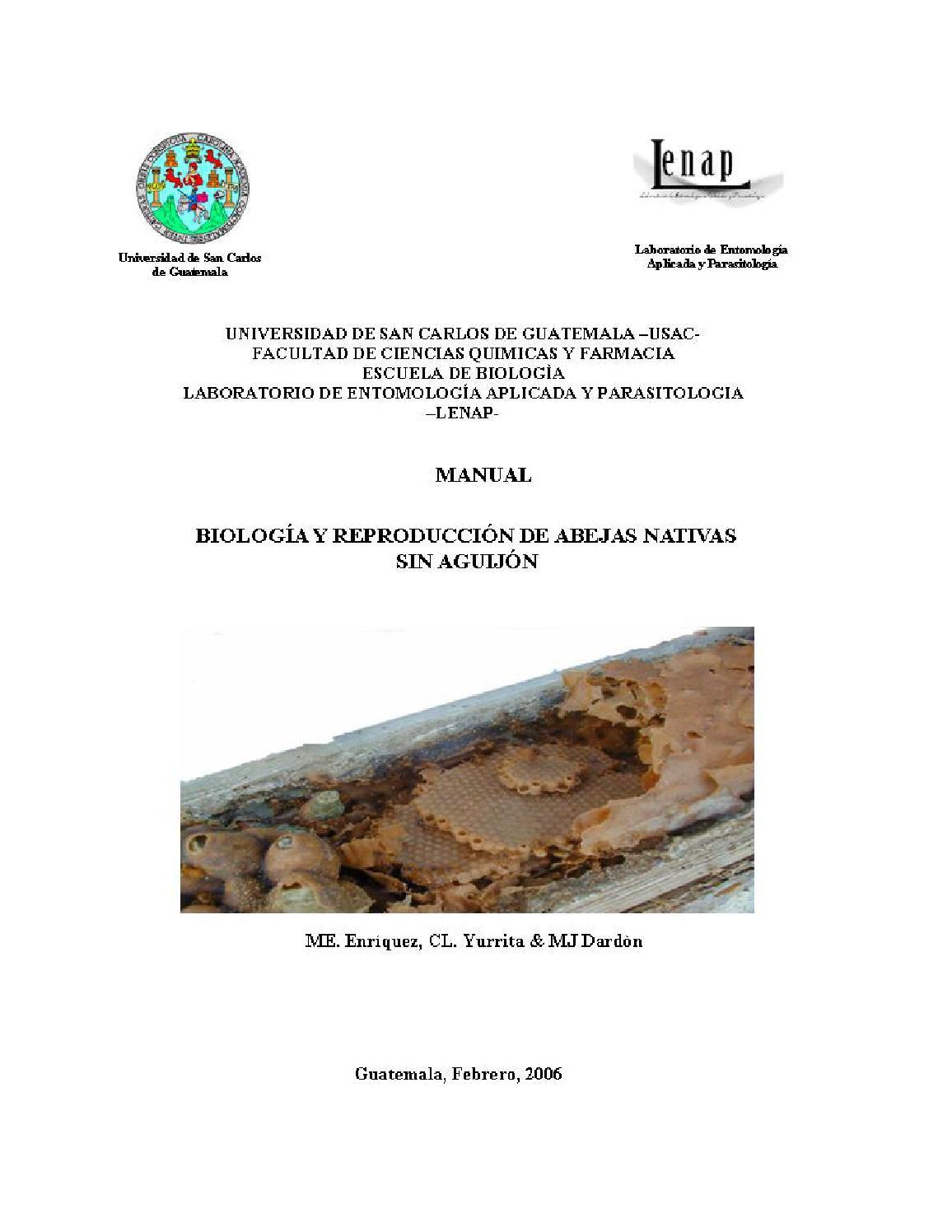 Manual de meliponicultura by Marco Acuña - issuu