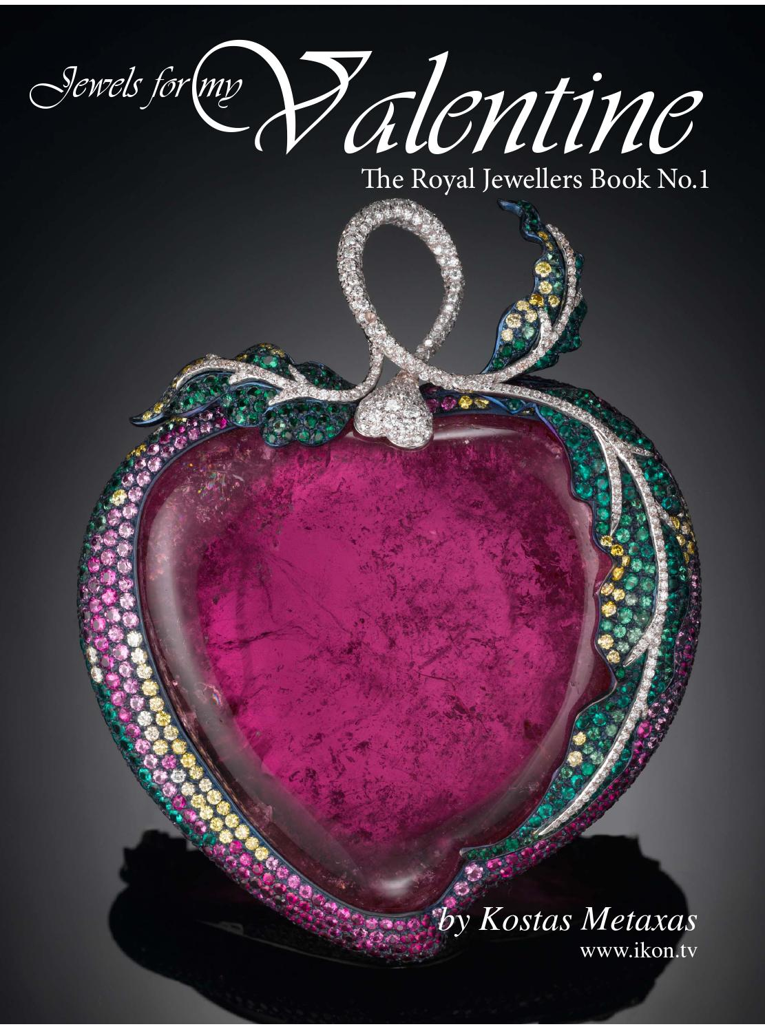 Jewels for my Valentine - The Royal Jewellers Book 1 by Kostas ...