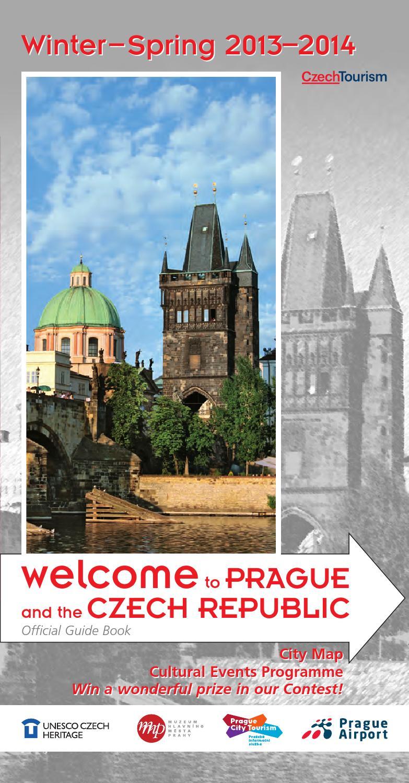 16x24 Visit Prague Czech Republic 1930s Vintage Style Travel Poster