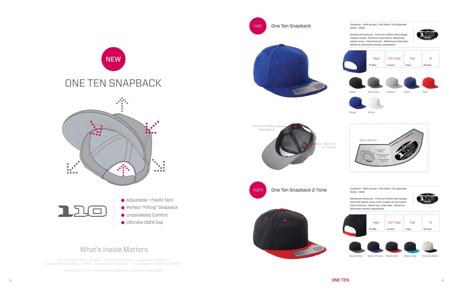 5124324c41e Flexfit catalogo 2014 by NEOBOR - Uniformes