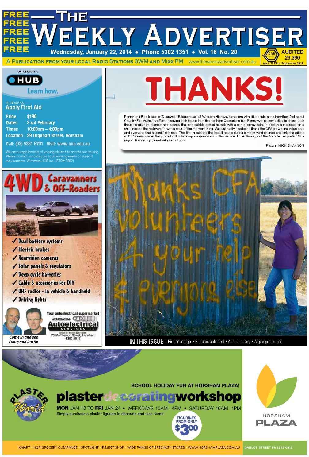 b71045951c9 The Weekly Advertiser - Wednesday