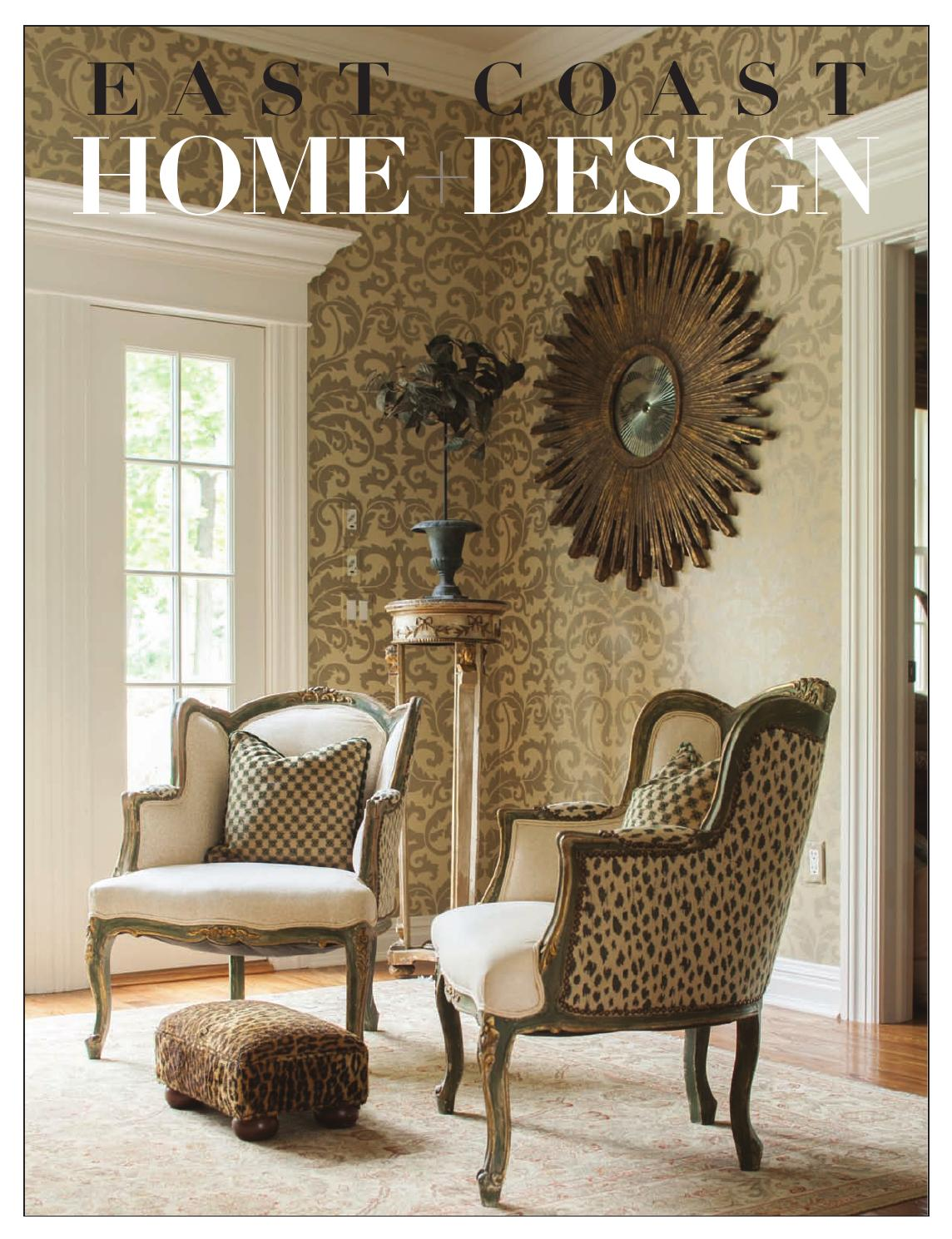 East Coast Home Design January 2014 By Publishing