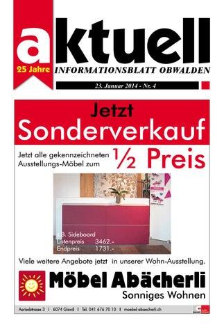 f4ee968349d9 Aktuell Obwalden Nr. 04-2014 by Aktuell Obwalden AG - issuu