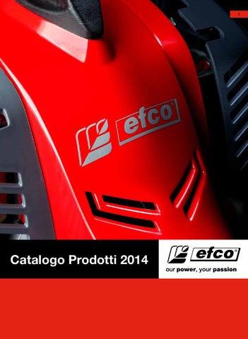 58ceafda14 Efco - Catalogo Prodotti Retail 2014 by Emak Spa - issuu