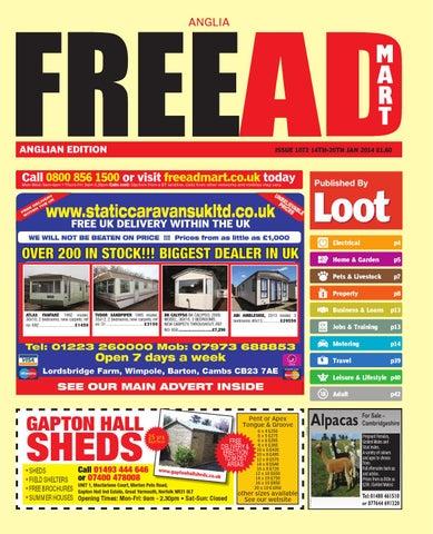 a2c5164086 Free Ad Mart East Anglia