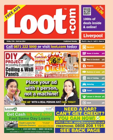24c6b997d8db Loot London 2014 09 24 by Loot - issuu