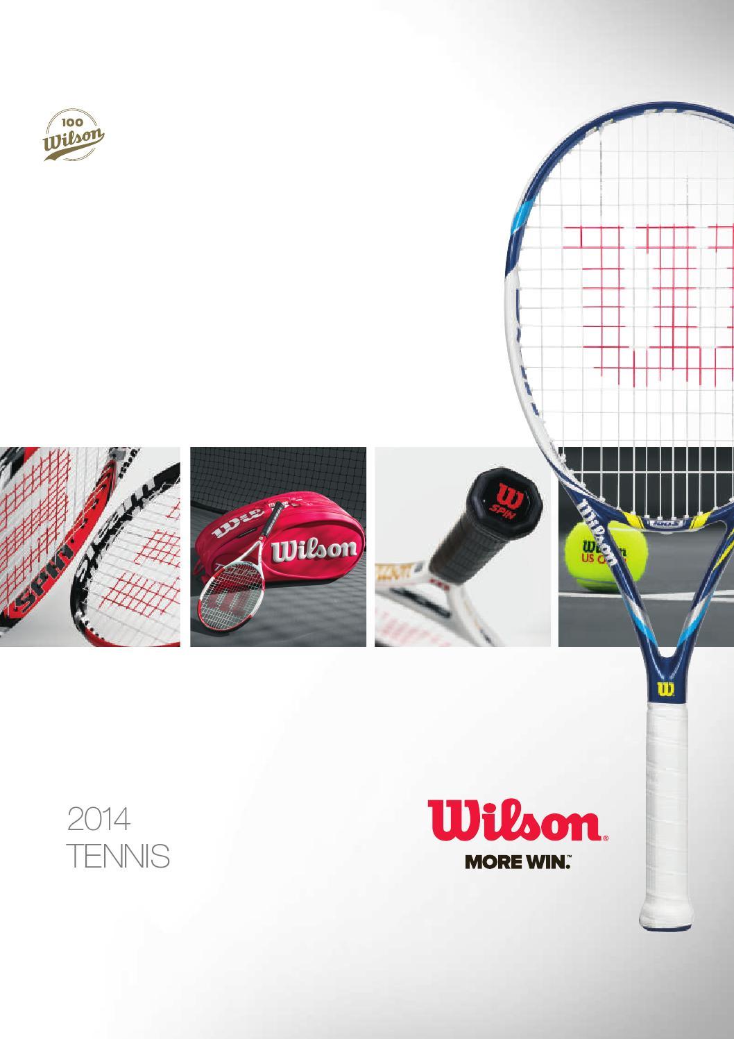 New 2014 Wilson Six-One 95 16x18 11.7oz 4 1//4 grip Tennis Racquet