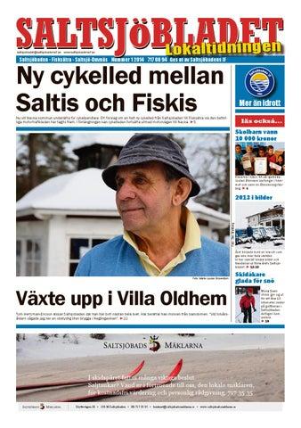 Saltsjöbladet nr 1 34d8e04a55cca