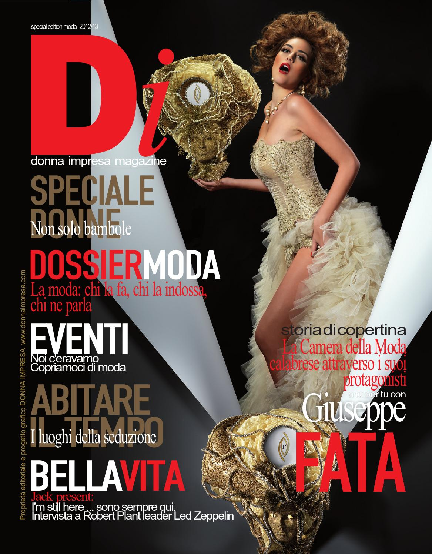 Di Magazine (Donna Impresa Magazine n.20) by Di Magazine (Donna Impresa  Magazine ) - issuu c91deeab50d