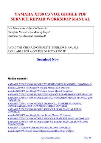 yamaha yz250lc complete workshop repair manual 2001