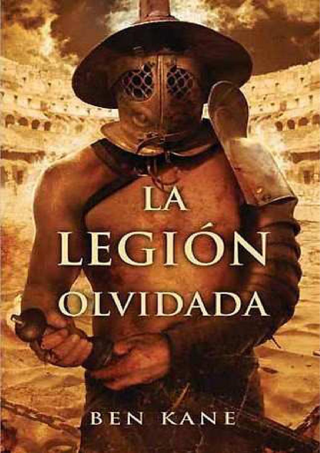 La Legion Olvidada by odagarb - issuu f3321dbe5d7