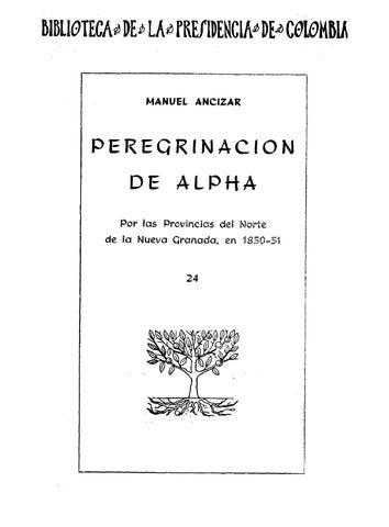 En Escena - Peregrinación de Alpha by Parque Explora - issuu