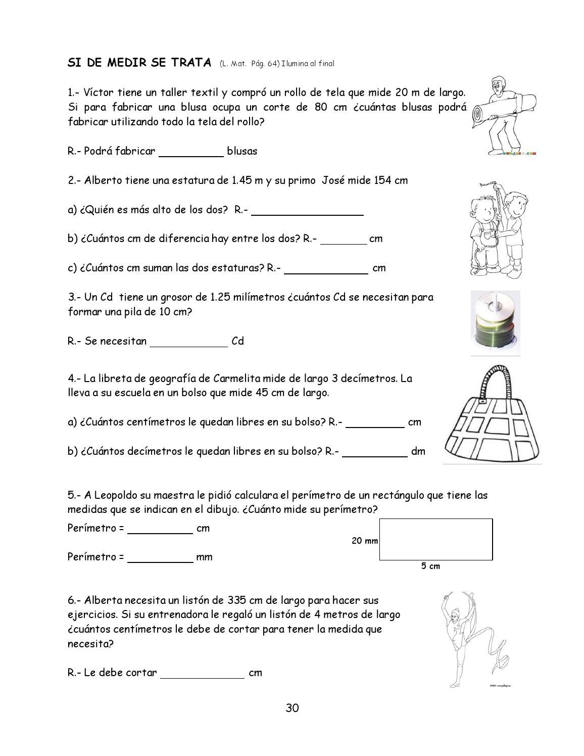 Ejercicios De Matemáticas 5 By Edukared Issuu