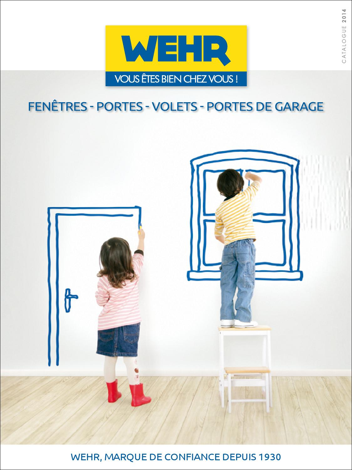 Double Vitrage Anti Effraction Saint Gobain wehr catalogue 2014 portes fenêtres voletswehr - issuu