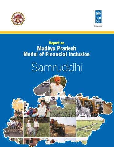 Samruddhi the madhya pradesh model of financial inclusion by United