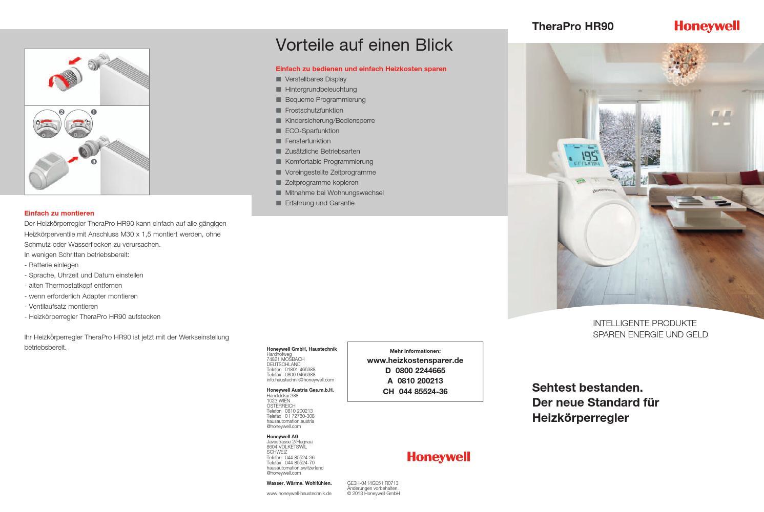 best service 511ce 3d83d Therapro hr90 endverbraucher fl ge3h0414ge51r0713 by ...