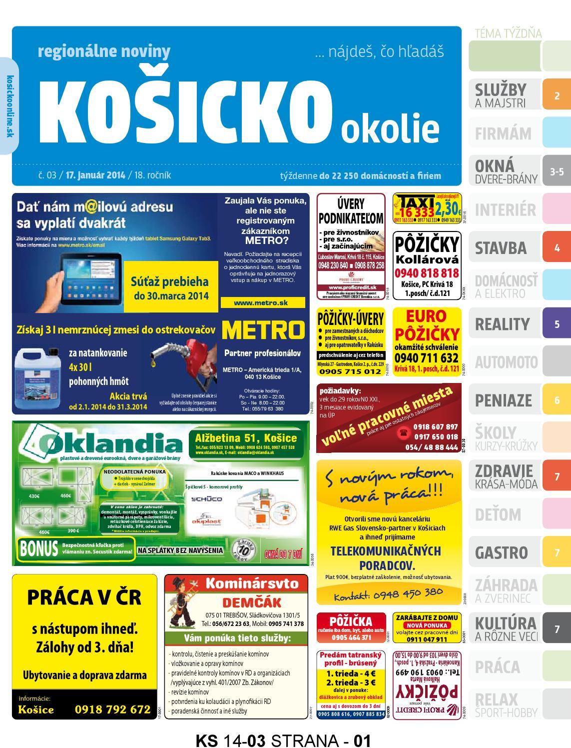 Zoznamka Metro Praha