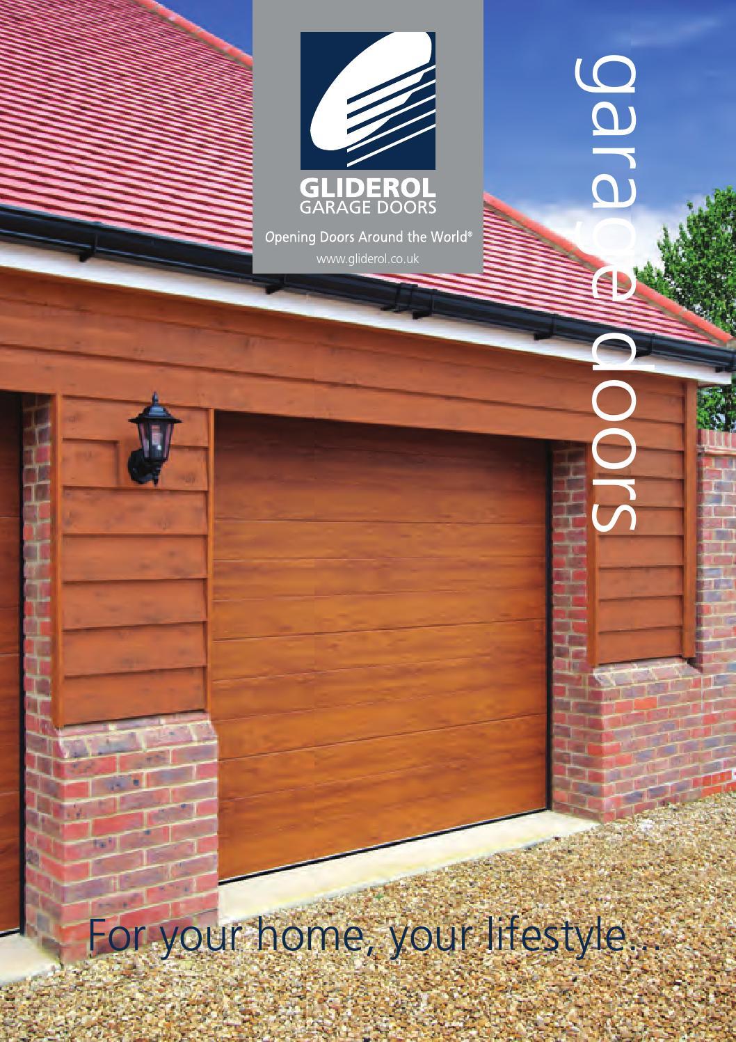 Gliderol Garage Doors >> Gliderol Range 2013 By James Waddington Issuu