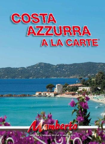 Mamberto Riviera a la Carte 2014 by Studio 5 Liguria srl - issuu