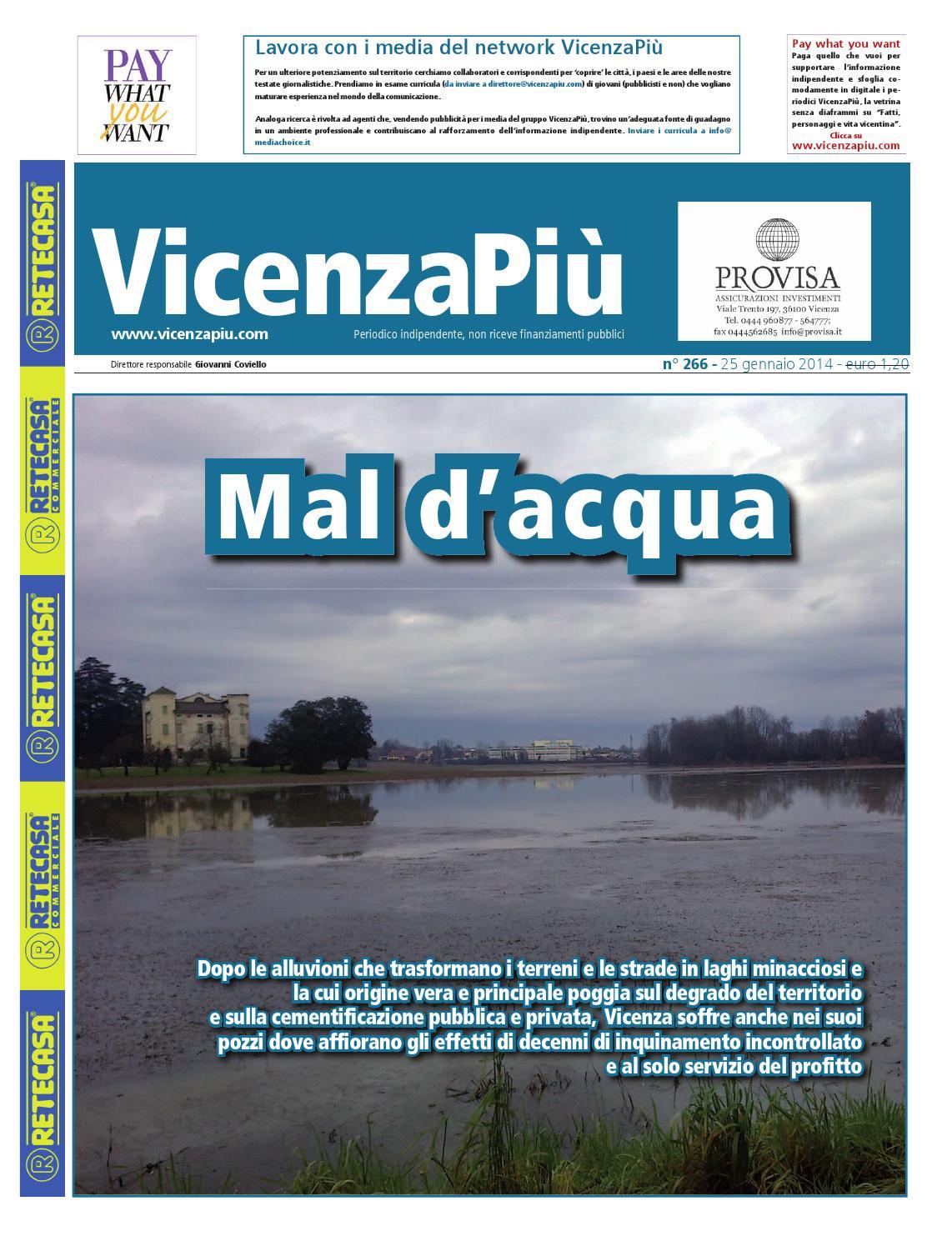 Vicenzapiu 266 by Giovanni Coviello - issuu