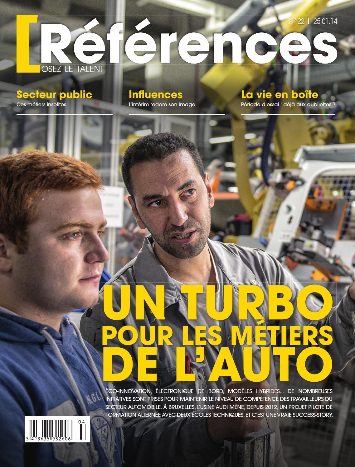 un turbo pour les m u00e9tiers de l u2019auto by jobs  u0026 careers cv