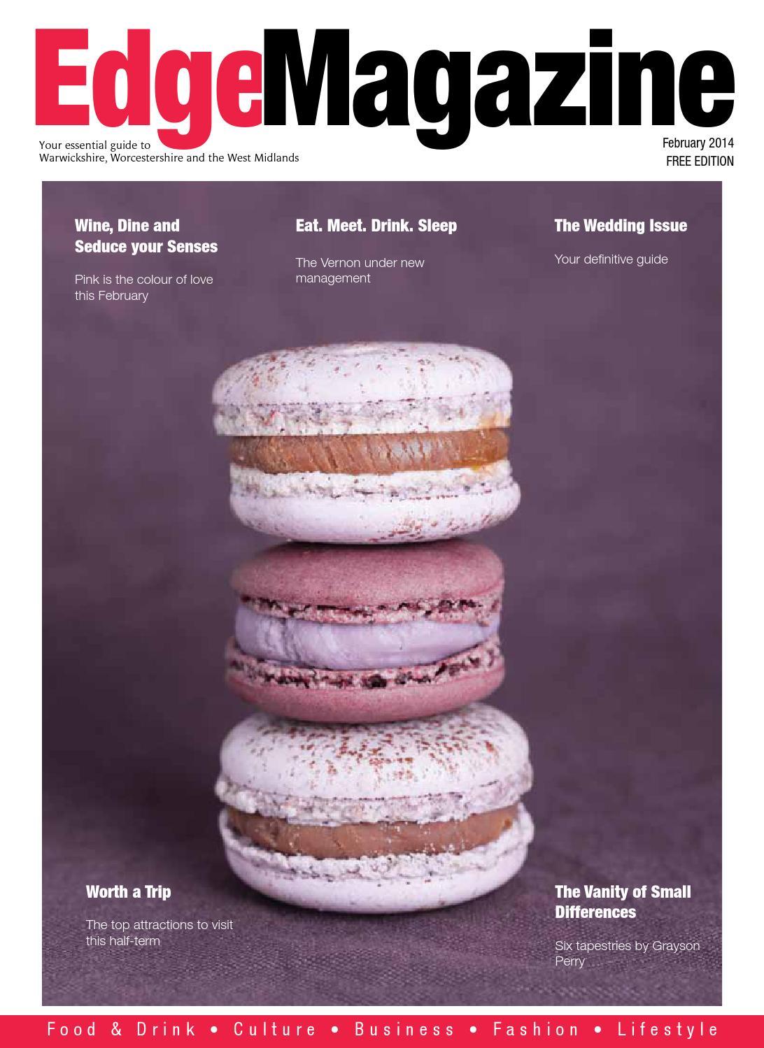 foto de Edge magazine February 2014 Edition by MLP Publishing Ltd - issuu