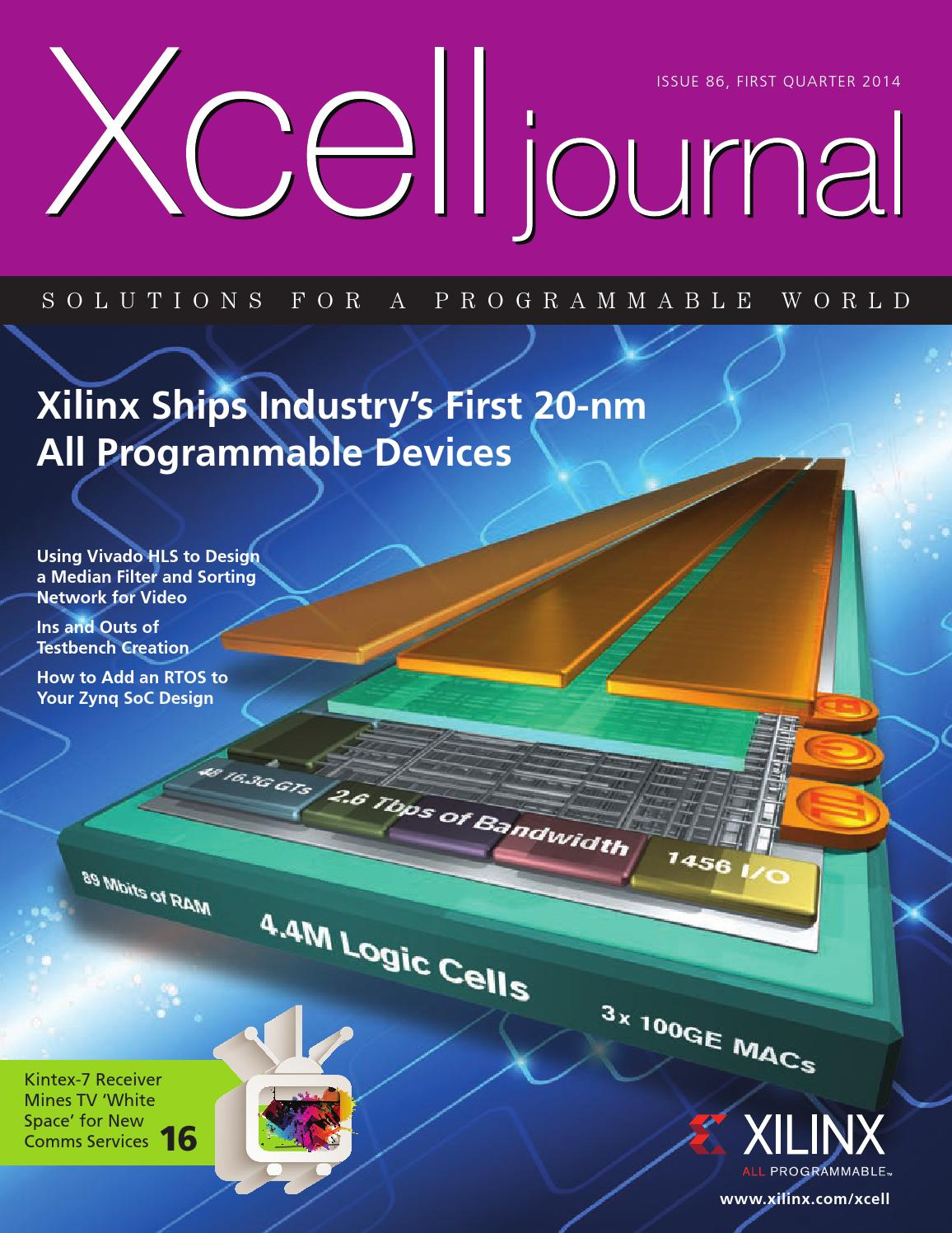 Xcell journal issue 86 by Xilinx Xcell Publications - issuu