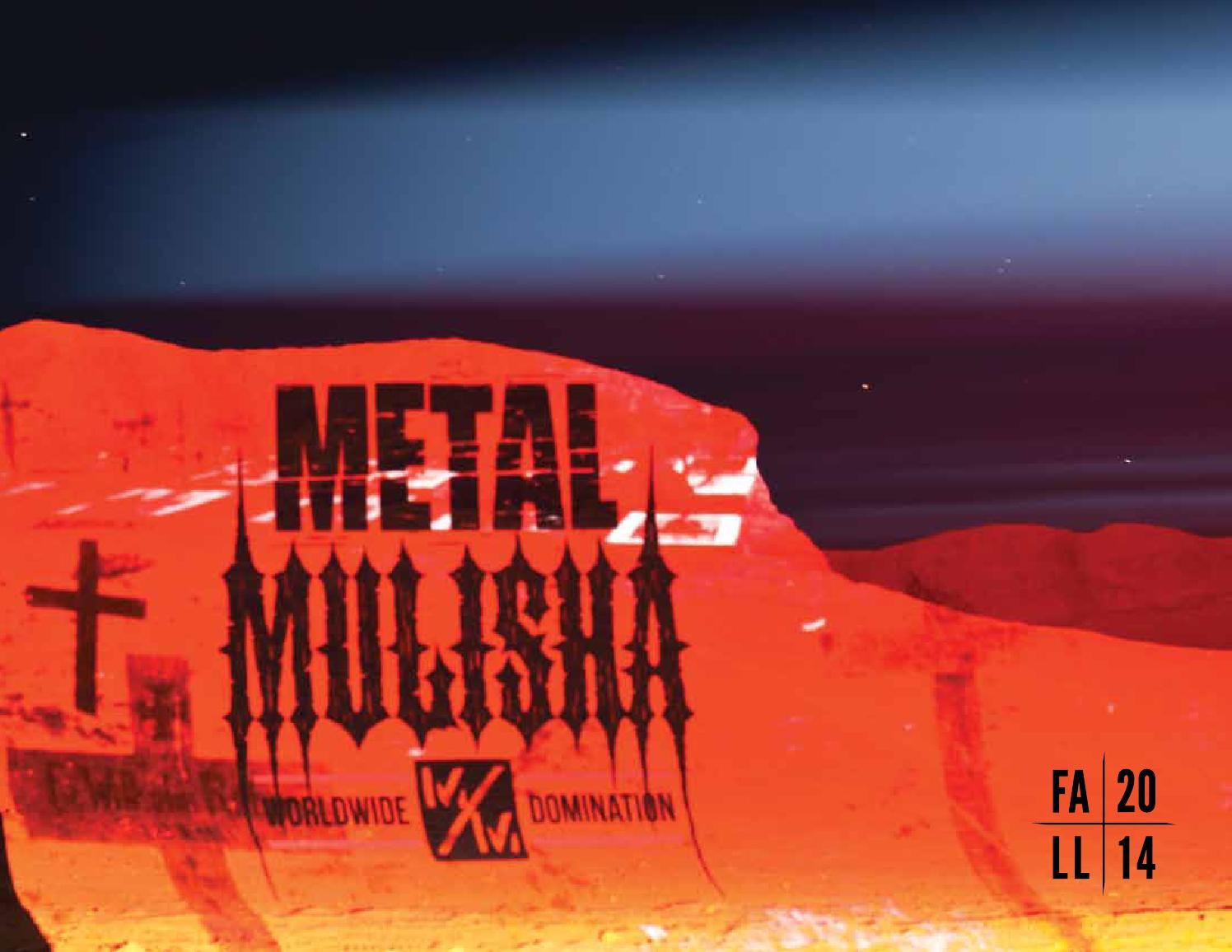 98c070e838517 Metal Mulisha Men Fall 2014 by Moto Marketing - issuu