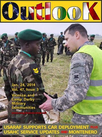 2014 01 24 By Us Army Garrison Vicenza Issuu