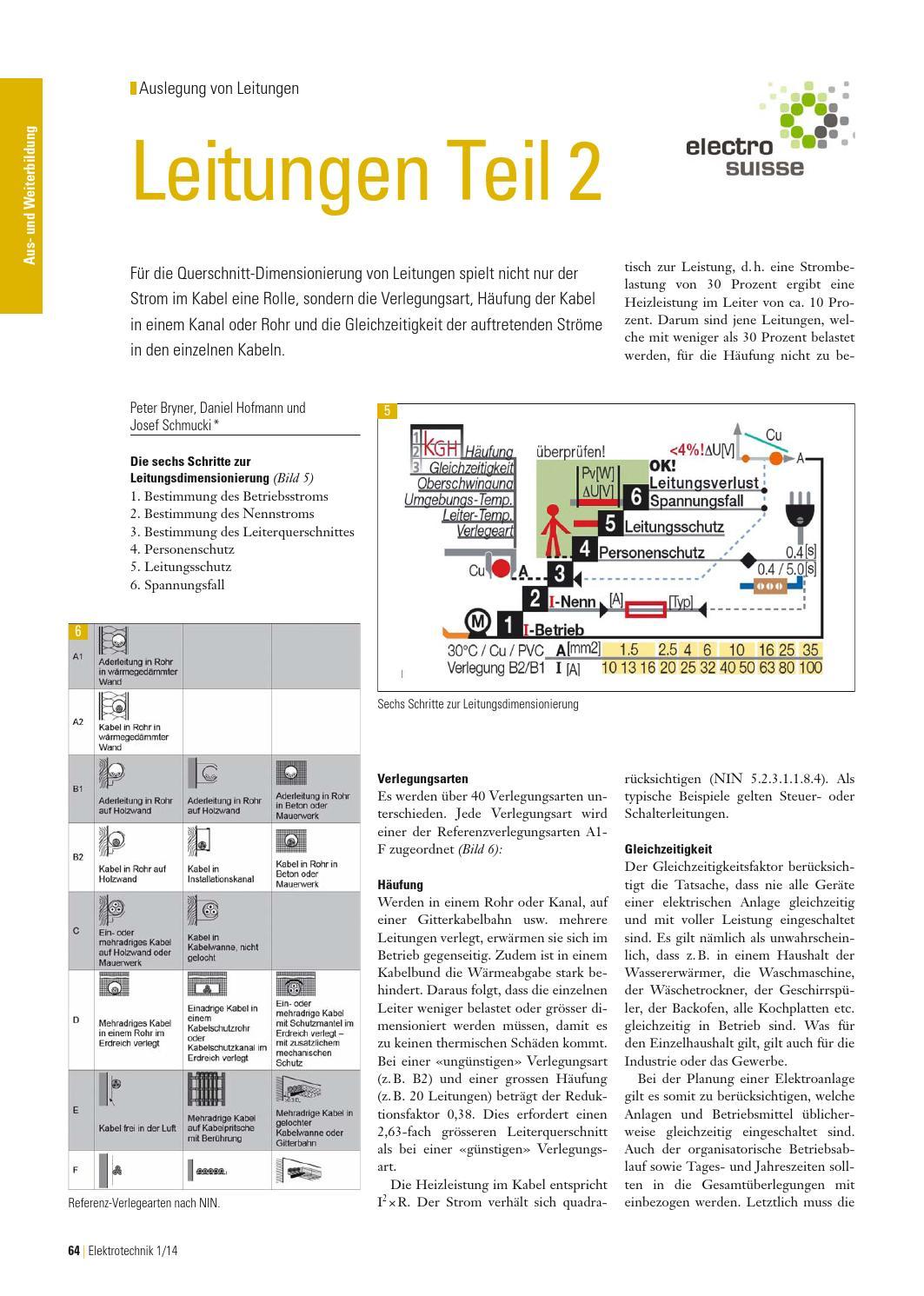 Elektrotechnik 01/2014 by AZ Fachverlage AG - issuu
